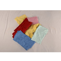 Colour Fleece Cotton Rags