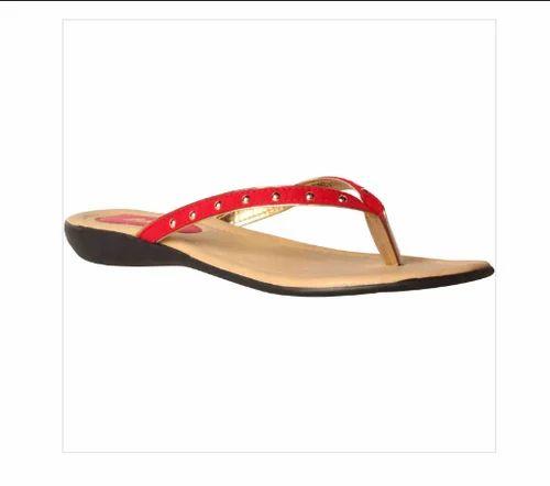 8616d8007bbd Red Bata Women Everydaystyle Flats Sandals