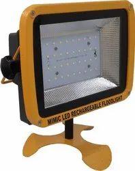 LED Flood Light Portable Rechargeable 50 watt