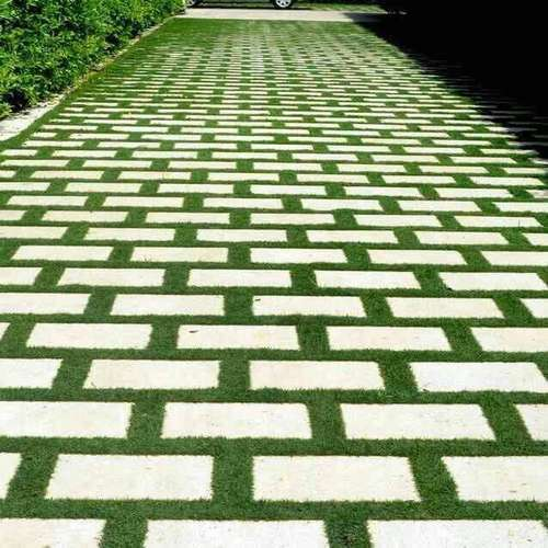Natural Stone Paver With Gr Usage