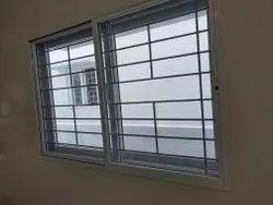 SS 304 sliding window mosquito net