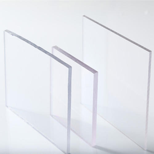 Polycarbonate Solid Sheet Polycarbonate Transparent