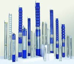 V6 Submersible Pumps (Water Filled)