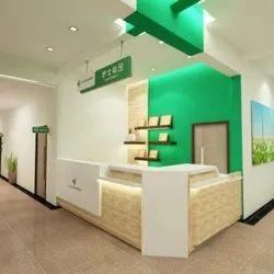 Hospital Interior Designing