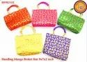 Handbags Mango Brocade
