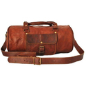 Brown Leather Travel Bags