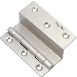 Brass L Type Hinges with SS Finish