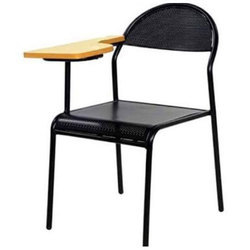 Perforated Writing Pad Chair
