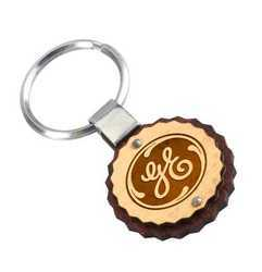 2020 Wooden Key Chain
