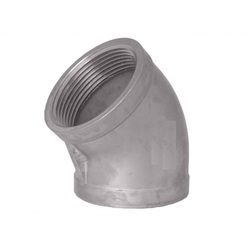 Carbon Steel Seamless 45 Degree Elbow