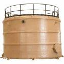 Epp Round Frp Storage Tanks
