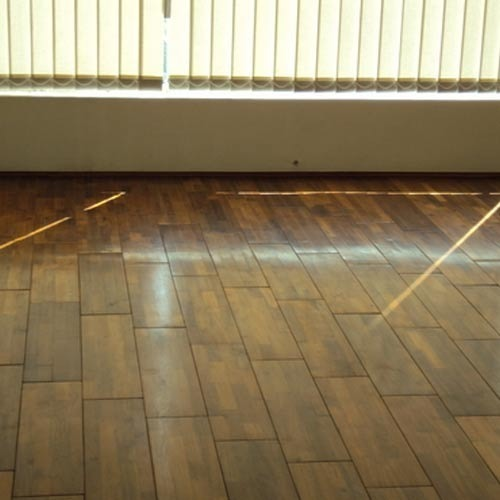 Teak Wood Flooring At Rs 115 Square Feet Crosscut Road