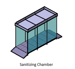 Sanitizing Chamber - FASC 12