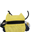 Yellow Owl Pouch Bags