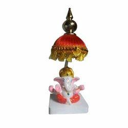 Ceramic God Statue