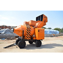 Three Bag Reversible Drum Concrete Mixer Machine