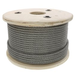 Stainless Steel Wire Rope 304L and 316L Grade