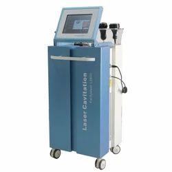 Cavitation With RF Vaccume Machine