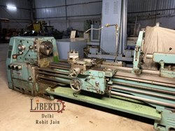 Sculfort Heavy-Duty Lathe Machine