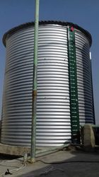 Galvanized Water Storage Tank