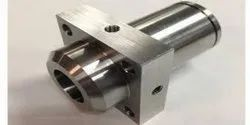 Square or Forge Part Machining on CNC / VMC Machining Job Work
