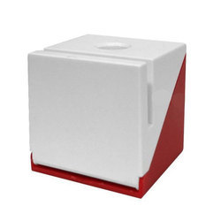 Square Stationery Box