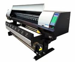 Wute Ecosolvent DX5 (6 Ft) Double Head Option Printer