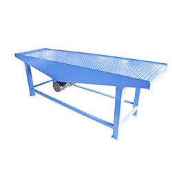 Paver Block Tiles Vibrating Table