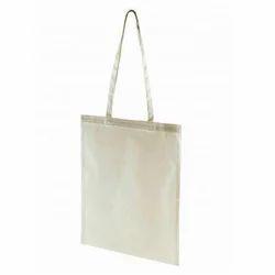 White Coloured Cotton Bags
