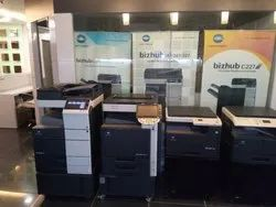 Konica Minolta Photocopier Machine Repairing Services