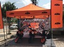 KTM Promotional Gazebo Tents