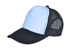 Sublimation Printable Black Cap