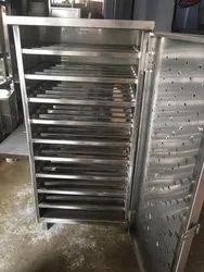 Curd storage rack