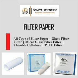 Glass Fiber & Cellulose white Extraction Thimbles