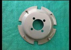 Three Wheeler Wheel Rim Plate, Center Plate, Rim Caplin