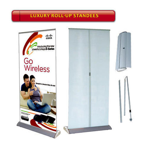 Luxury Roll Up Stand