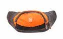 Waist Pouch Belt, Orange Color