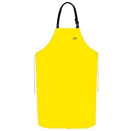 PVC Unsupported Apron 24 x 48, Size: Free Size