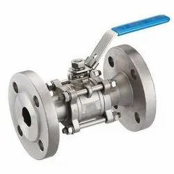 High Pressure Stainless Steel Flange End Ball Valve