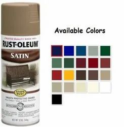 Rust Spray Paint
