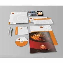 Paper Corporate Brochure Printing Service