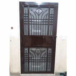 Mild Steel Single Door