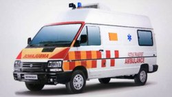 Advanced Life Support Ambulance on Tata Winger 3488 WB