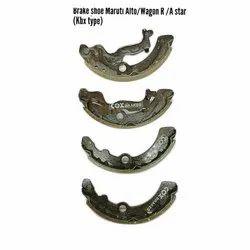 Maruti Alto/ Wagon R / A Star Car Brake Shoe