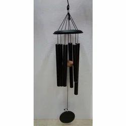 Black Hanging Wind Chimes