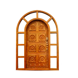 Arched Wooden Door View Specifications Details Of Arched Door By