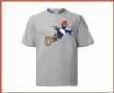 Grey Men T-Shirts