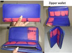 Zipper Wallet - Ladies