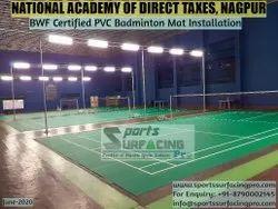 Steel Prefab Badminton Court Shed