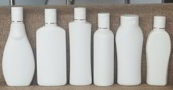 HDPE Lotion and Shampoo Bottle